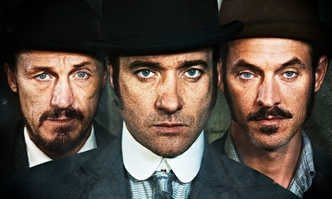Why Amazon revived BBC's Ripper Street | screen seriality | Scoop.it
