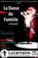 Christophe Luthringer – La danse du Fumiste : Renaissance2043 | Spectacle Renaissance et les talents qui le font | Scoop.it