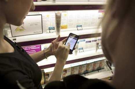Exclusif : le vrai poids du numérique dans l'acte d'achat. - Les Échos | Le Retail Connecté | Scoop.it