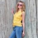 Summer Denim Trends : Celebrities in Designer Jeans from Denim ...   Menswear NYFW   Scoop.it