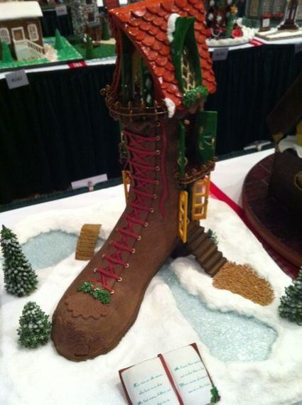 National Gingerbread House Competition Winners on Display: Grove Park Inn – The Daily South | Air Circulation and Ceiling Fans | Scoop.it