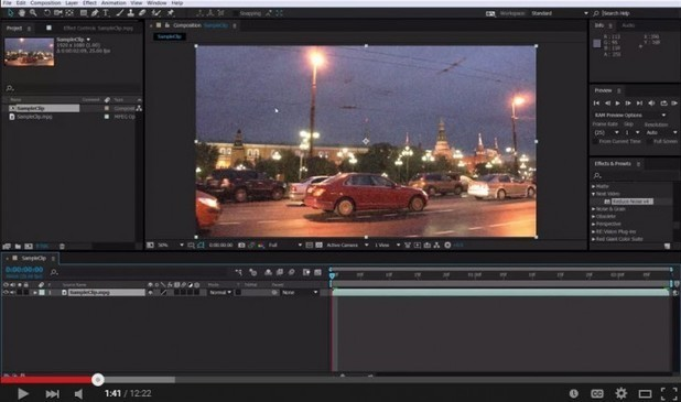 Benchmark Noise Reduction Plug-in Neat Video Updated to Version 4 – New Features, New Pricing