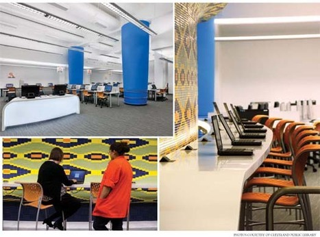 Looking to Apple for Tech Lab Inspiration | Library by Design | School Library Digest | Scoop.it