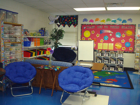Study Shows Classroom Decor Can Distract From Learning | Professional Learning Scoops for Educators | Scoop.it