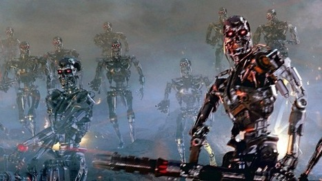 Robot age is arriving sooner than we thought | leapmind | Scoop.it