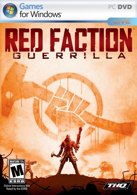 Red Faction Guerrilla Full Version Game PC Free Download ~ Abomination | AbominationGames.net | Scoop.it