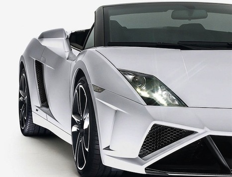 Lamborghini Gallardo LP 560-4 Spyder MY 2013 | Luxury & Technology | Scoop.it