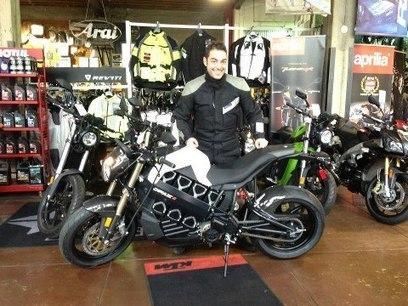We LIKE! | Facebook | Brammo Electric Motorcycles | Scoop.it