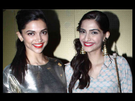 Why Is Sonam Kapoor Avoiding Deepika Padukone? | beauty-lover | Scoop.it