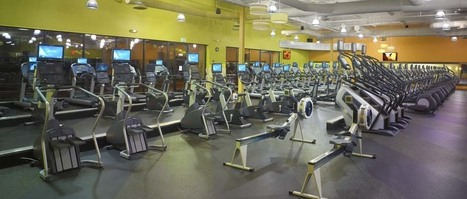 Everett Gym - Fitness Evolution   College and job   Scoop.it