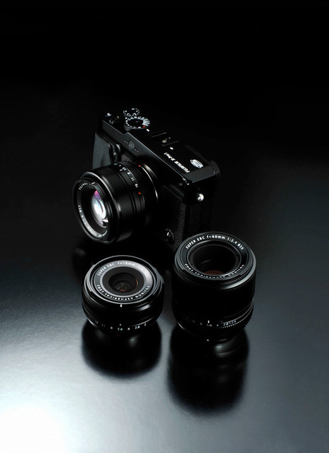Hands-on Preview and Launching of Fujifilm XPro 1 on 28th Feb. 2012 | Fuji X-Pro1 | Scoop.it