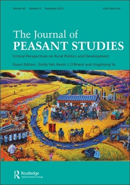 Greening Agrarian Studies: Virtual Special Issue | Explore Taylor & Francis Online | Agroécologie | Scoop.it