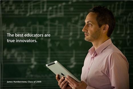 EN: The best educators are true innovators - Apple Distinguished Educators | LinguaCamp | Scoop.it