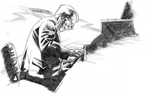 Composers Illustrated: Dave Brubeck | Jazz Plus | Scoop.it