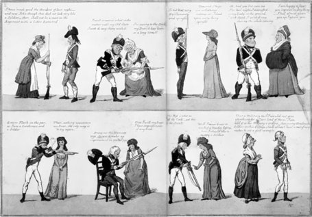 Regency Militia--A Different Breed of Officer | History Curiosity | Scoop.it
