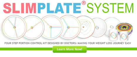SlimPlate Portion Control Plates & Bowls | Effective Weight Loss System | Slimplate System | Scoop.it