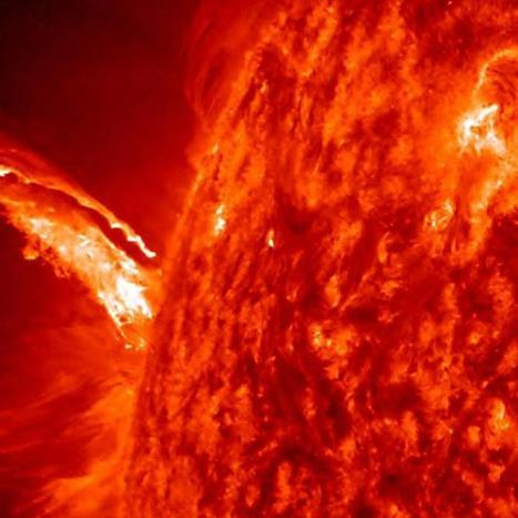 13-Second Proof the Sun Is Crazy Powerful | Strange and Unusual | Scoop.it