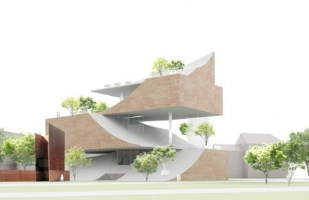 Sou Fujimoto Designs New Wing for Germany's Kunsthalle Bielefeld | Jp | Scoop.it