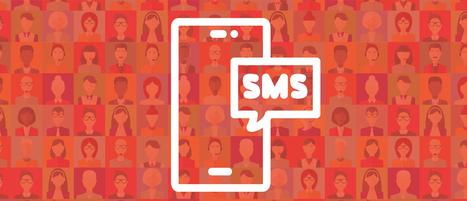 Le SMS marketing plus efficace que l'emailing | E-mailing | Scoop.it