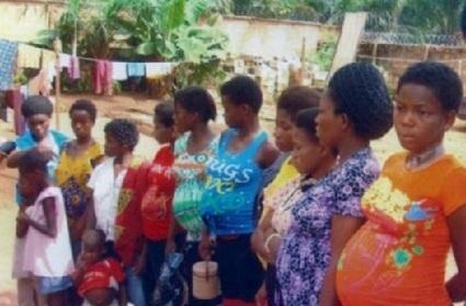 Police rescued 28 children, pregnant teenagers in baby-making factory in ... - Osun Defender | Teenage Pregnancy | Scoop.it