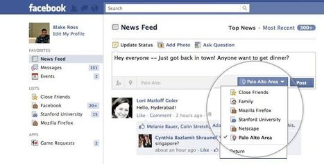 Die neuen Facebook Listen: Verbesserte Usabillity und Sichtbarkeit | Social Media Consulting | Scoop.it