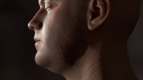 Rendu Temps Réel : de la peau ultra-réaliste pour les jeux vidéos de demain [Vidéo]   Actinnovation©   Graphisme, visuels & Webdesign   Scoop.it