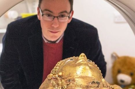 Manchester Museum scan mummies to find out secrets of the ancient Egyptians | Ancient Egypt and Nubia | Scoop.it