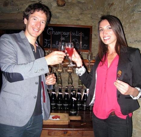 Fragosta, une boisson aux framboises unique au monde | Vallée d'Aure - Pyrénées | Scoop.it