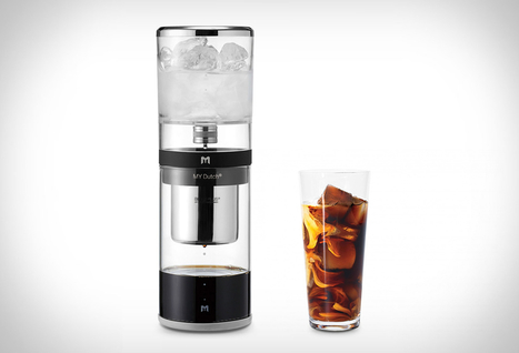 My Dutch Cold Brew Coffee Maker | Stuff we drool about... | Scoop.it