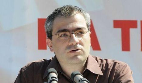 Ο Σουλτς απέβαλε τον ευρωβουλευτή του ΚΚΕ Κ. Παπαδάκη | Politically Incorrect | Scoop.it