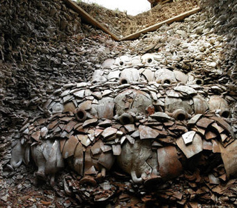 Amphora graveyard reveals Rome's trading networks | Monde antique | Scoop.it