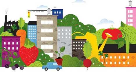 Potagers à tous les étages - Week-end | Agriculture urbaine, architecture et urbanisme durable | Scoop.it