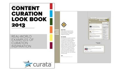 eBook: Content Curation Look Book - Curata | Social Media | Scoop.it