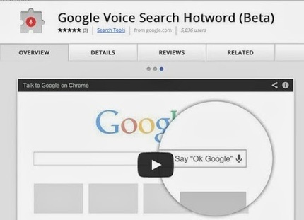 Google brings automatic voice search to computers running Chrome | Mobile Tech News & Updates | Scoop.it