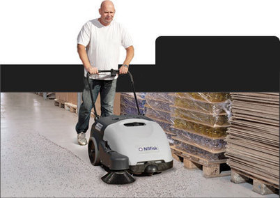 Industrial Floor Sweeper | Removal Services | Scoop.it