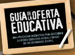 Guía de la Oferta Educativa - Aplicación interactiva (Castilla y León) | Educar, innovar, compartir | Scoop.it