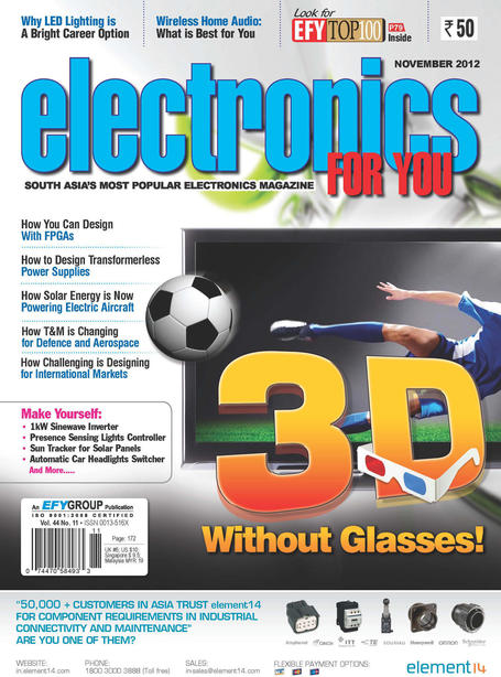 Electronics For You Magazine Yearly Subscription | Best Olympus Cameras at