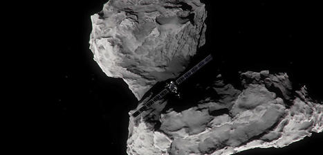 Rosetta, la fin d'une odyssée | Think outside the Box | Scoop.it