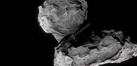 Rosetta, la fin d'une odyssée | Think outside the Box | Scoop.it