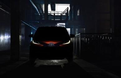 The new Toyota Aygo teased before 2014 Geneva Motor Show | MotorExposed.com | Car news | Scoop.it