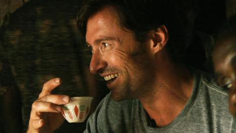 How Hugh Jackman Became A Fair Trade Coffee Entrepreneur   Curating Mode !   Scoop.it