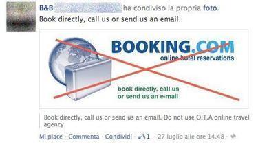 Il fallimento annunciato di Booking.com e le altre OTAs - Ci siamo quasi | Booking engine showcase | Scoop.it