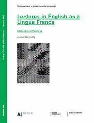 ELFA project | English as an international lingua franca in education | Scoop.it