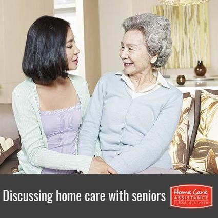 Approaching the Topic of In-Home Care Phoenix with Your Senior Loved One | Senior Home Care in Phoenix | Scoop.it