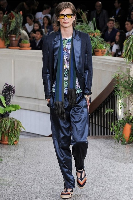 Paul Smith – Paris Collection Homme Printemps/Été 2015 | Menswear | Scoop.it