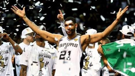 San Antonio Spurs win 5th NBA ring | NBA | Scoop.it