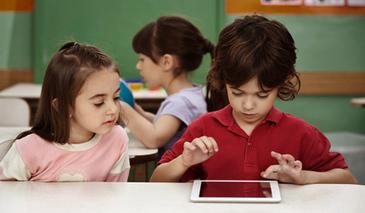 Dispositivos electrónicos en educación
