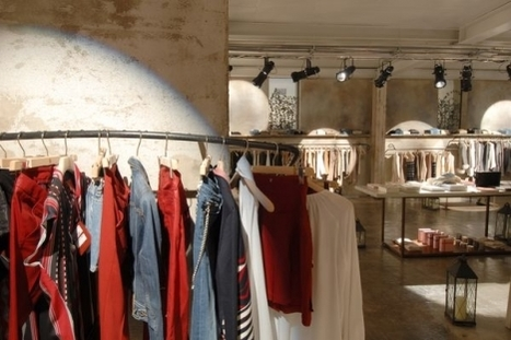 Le Marche brand Dondup opens first flagship store | Le Marche & Fashion | Scoop.it