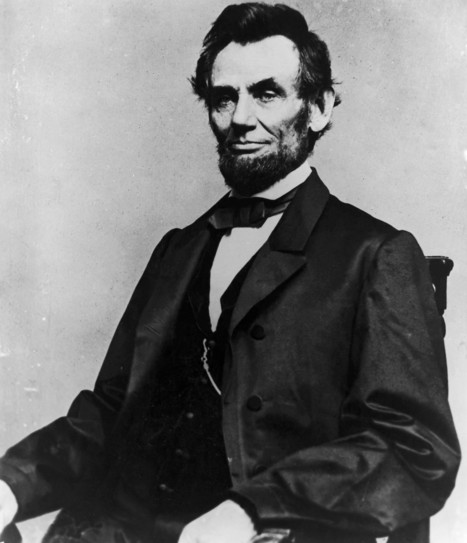Abraham Lincoln, Dad: 6 Lessons in Parenting From the 16th President - Huffington Post | Children's Writing and Content Creation | Scoop.it
