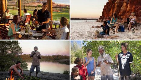 Kooljaman at Cape Leveque - Multi Award Winning Aboriginal Camp | To the Kimberleys and back | Scoop.it
